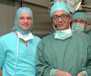 Proktologe München Prof. Dr. Werner Kauer